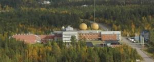 Esrange Space Center in Kiruna, Sweden